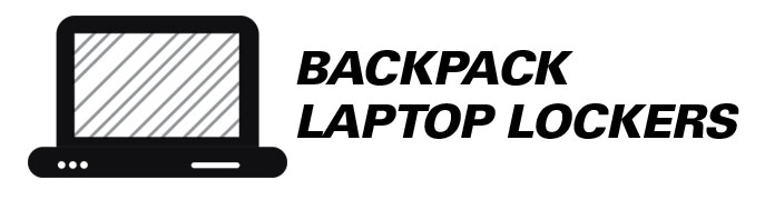 Backpack Laptop Lockers