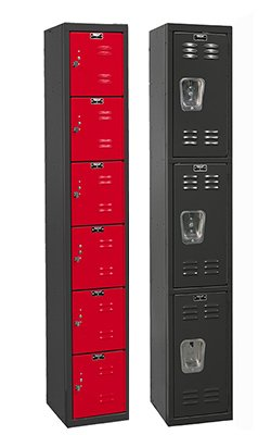 Black Tie KD Lockers