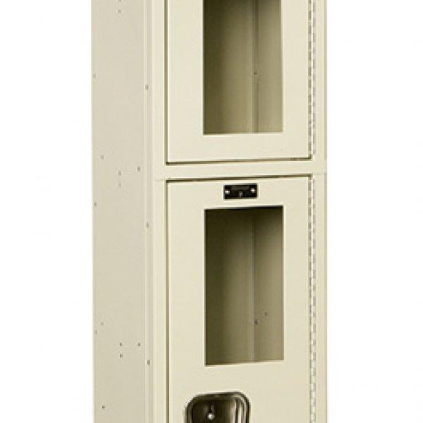 Safety-View™ Wardrobe KD Lockers - In stock