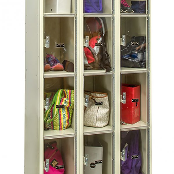 Safety-View™ Plus KD Lockers - In stock
