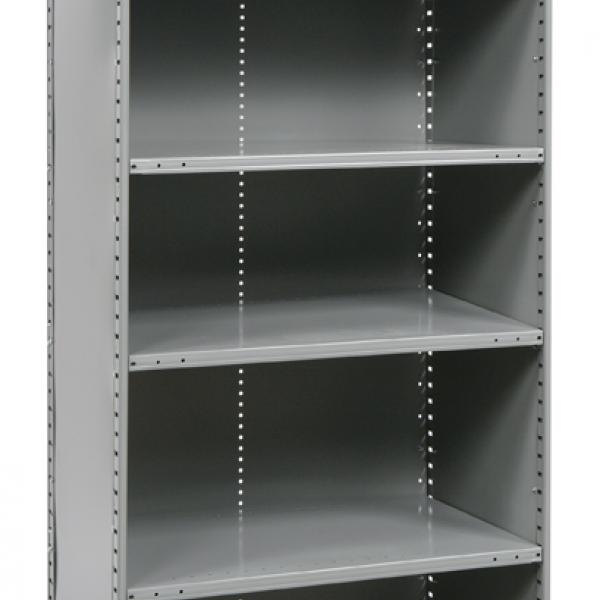 6 Shelf Closed Starter Unit