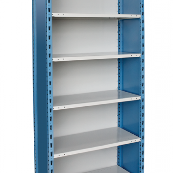 6 Shelf Closed Shelving