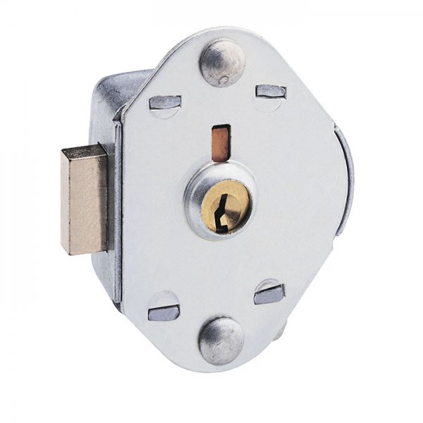 Built-In Key Locks