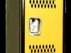 Body/Frame: Black Door: Yellow