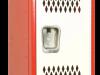 Body/Frame: Red Door: White