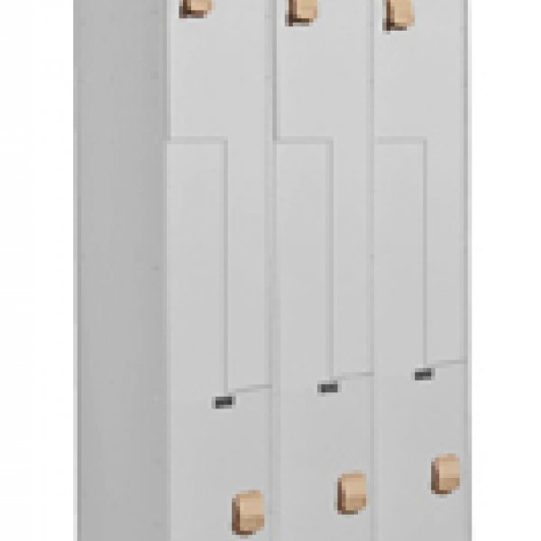 Aquamax Medsafe Plastic Lockers