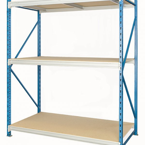Bulk Rack with Particleboard Deck