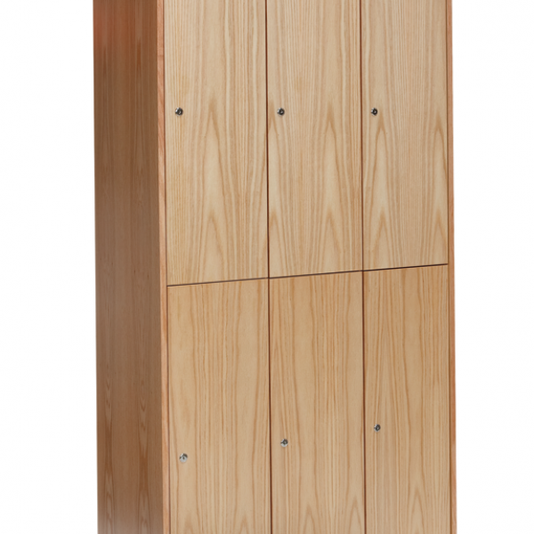 Club locker with optional Base and Crown