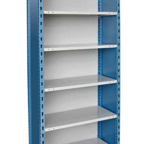 6 Shelf Closed Shelving