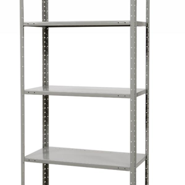 Duratech Pass Thru Shelving with 5 Shelves