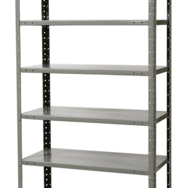 Duratech Pass Thru Shelving with 8 Shelves
